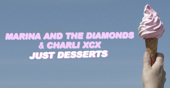 Marina and the Diamonds and Charli XCX
