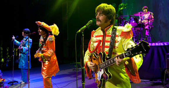 Experience the Beatles with RAIN in Los Angeles!