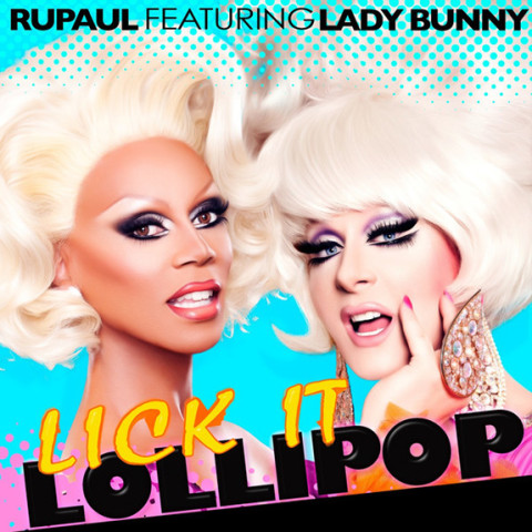 RuPaul and Lady Bunny