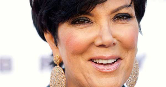 Kris Jenner pulled a fast on Kim and Kanye