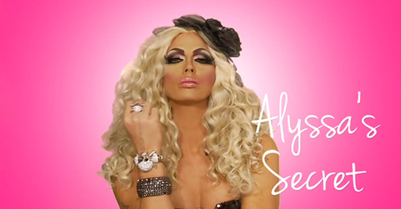 Alyssa Edwards debuts her new show, Alyssa's Secret