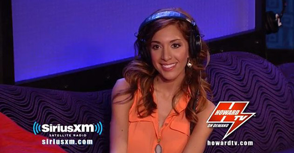 Howard Stern & JD Harmeyer call out Farrah Abraham