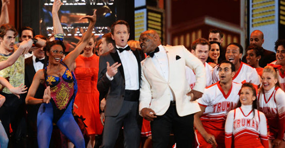 Neil Patrick Harris killed it at the 2013 Tony Awards!