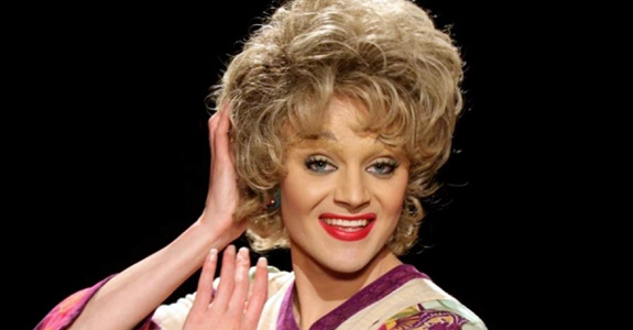 Tammie Brown teleports us to Mars for 'Ring My Bell'