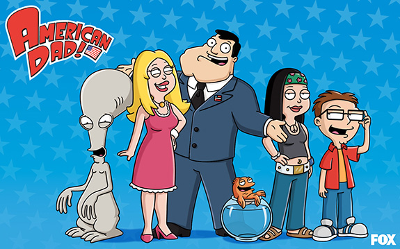 'American Dad!' is moving from FOX to TBS