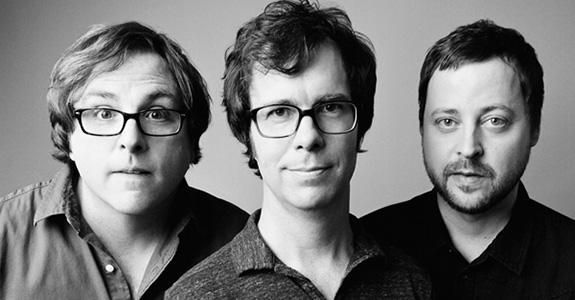 "Video: Ben Folds Five's ""Sky High"""