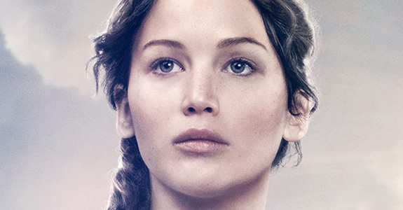 Jennifer Lawrence in 'Catching Fire'