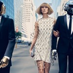 Daft Punk and Karlie Kloss