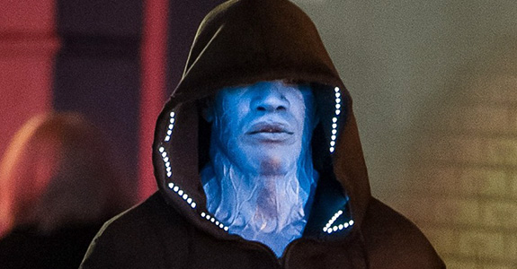 First Official Look: The Amazing Spider-Man 2's Electro