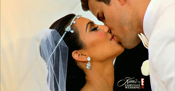 Kim Kardashian tried to film her goodbye with Kris Humphries