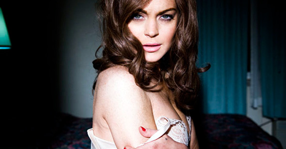 Lindsay Lohan wants to be a stage actress now?