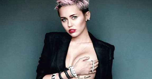 Is Miley Cyrus miserable?