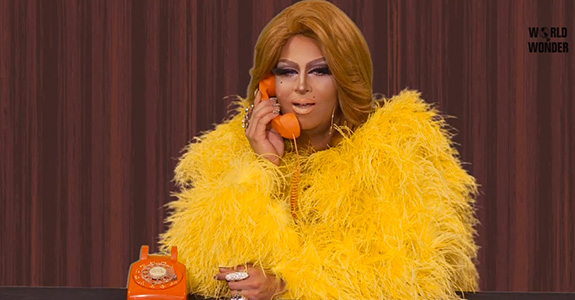 TGIF! Here's Roxxxy Andrews on 'Ring My Bell'