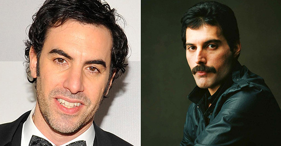 Sacha Baron Cohen: Out of Freddie Mercury's biopic