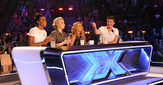 The X Factor Season Three