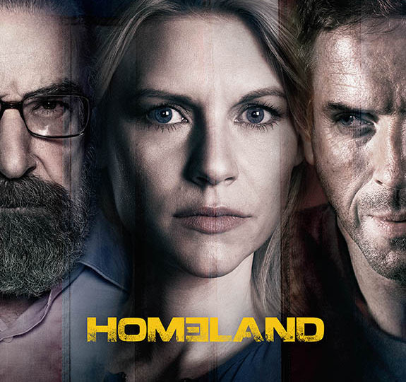 Homeland: Season Three Official Posters!