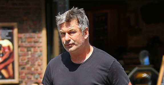 Alec Baldwin strikes once again!