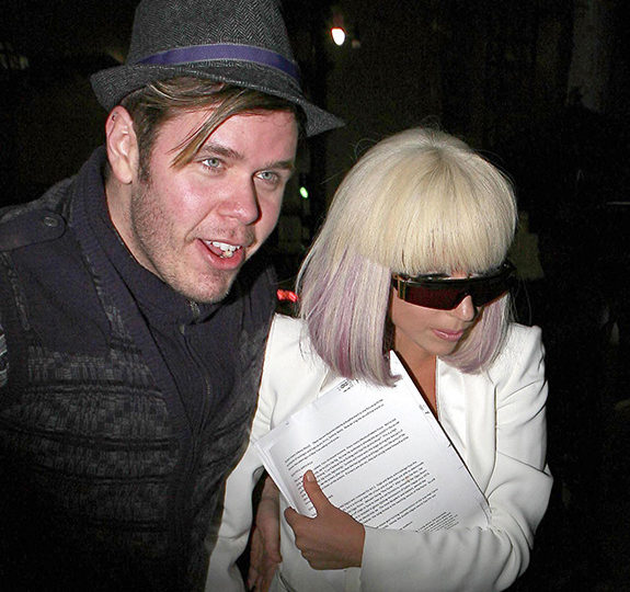Lady Gaga accuses Perez Hilton of stalking her