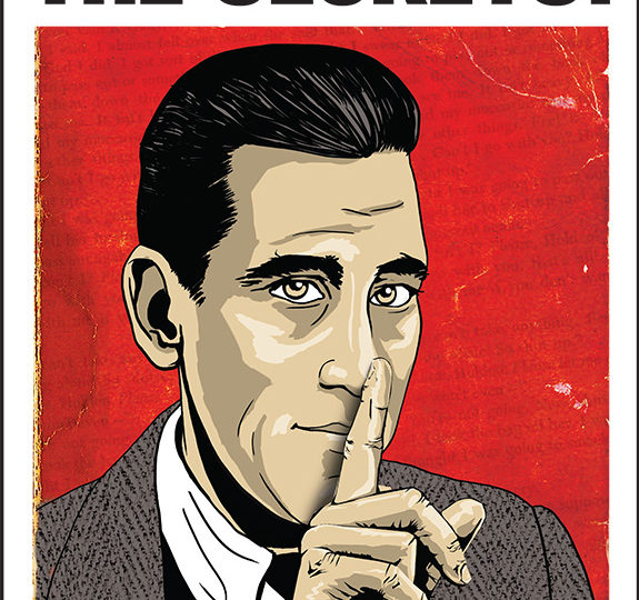 Uncover the SALINGER mystery (but don't spoil it!)