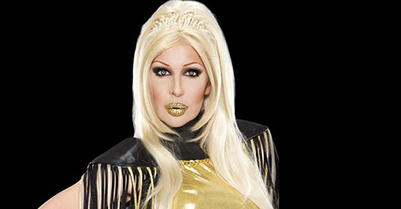 Happy weekend! Here's Chad Michaels on 'Ring My Bell'
