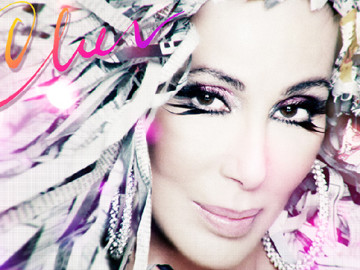 "Cher debuts her ""Woman's World"" video!"