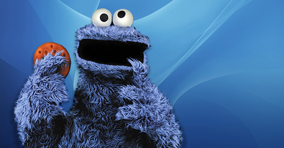 Cookie Monster covers Icona Pop!