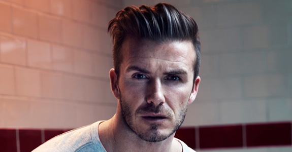David Beckham's H&M Fall 2013 Campaign!