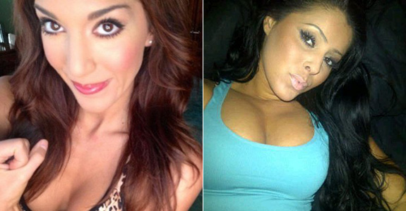 Sex Tape War: Farrah Abraham vs. Myla Sinanaj