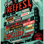 Virgin Mobile's FreeFest 2013