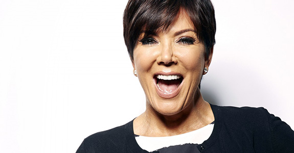 Kris Jenner: Threatened with a sex tape that doesn't exist!