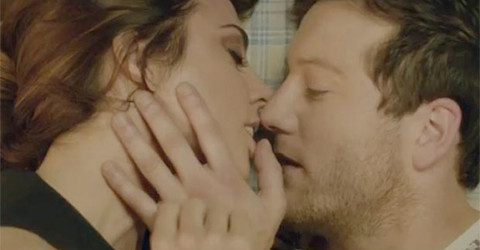 Melanie C and Matt Cardle