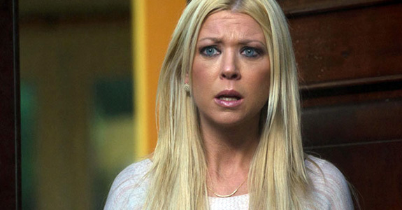 Shockingly, Tara Reid is not a marine biologist!