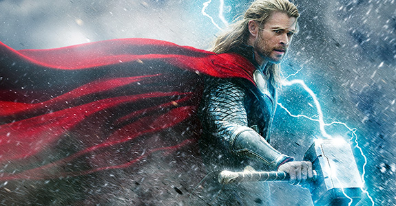 Here's the new trailer for 'Thor: The Dark World'