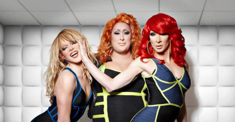 Willam, Detox and Vicky Vox