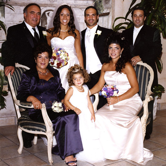 Melissa and Joe Gorga's Wedding