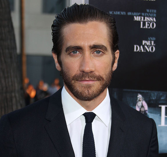 Oh hey Jake Gyllenhaal's beard!