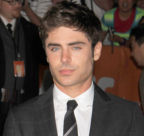 Zac Efron was reportedly in rehab!