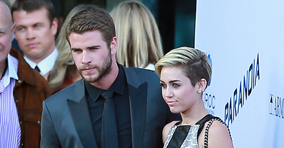 Miley Cyrus and Liam Hemsworth split up