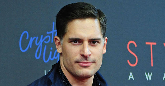 Hottie Joe Manganiello goes clean-shaven!