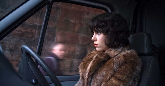 Scarlett Johansson goes spooky for 'Under the Skin'