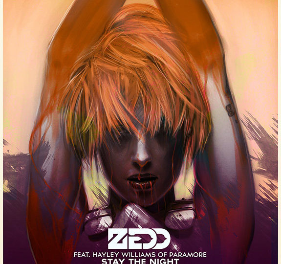 "Zedd teams up w/ Hayley Williams for ""Stay The Night"""