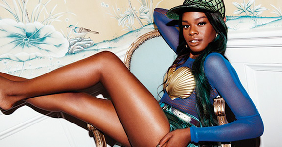 Azealia Banks thinks Lady Gaga stole one of her songs