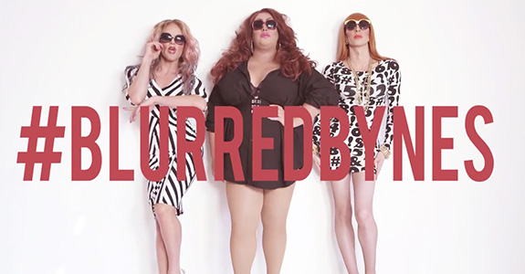 #BlurredBynes: Detox, Willam and Vicky Vox!
