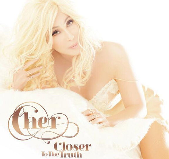 Cher reveals 'Closer to the Truth' tracklist + cover art
