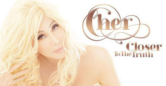 Cher's new album is streaming on Amazon!