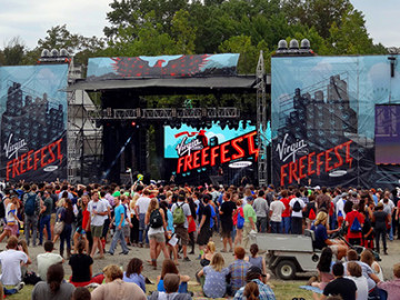 PopBytes does FreeFest 2013!