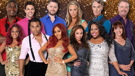 Dancing with the Stars' season 17 cast list!