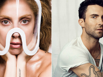 Feud: Lady Gaga vs. Adam Levine