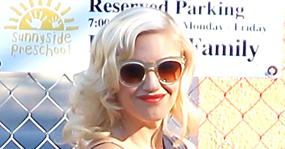 Confirmed: Gwen Stefani is pregnant again!