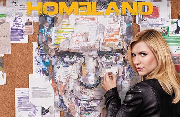 Homeland (S3) returns tonight!